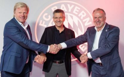 Rumenigge si dimette: Kahn nuovo CEO del Bayern