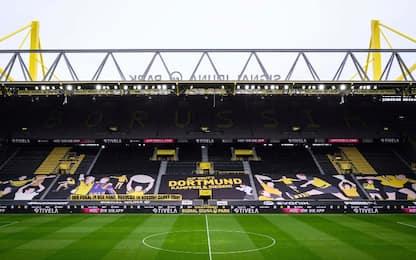 La Bundes riparte coi tifosi: stadi aperti al 50%