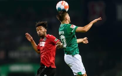 Torna la Zweite Liga: Werder e Amburgo su Sky