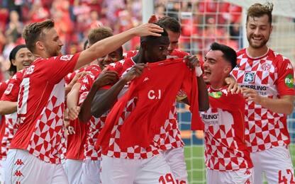Bundesliga, il Lipsia cade 1-0 contro il Mainz