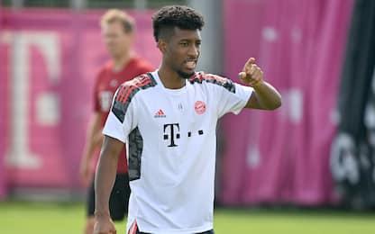 Bayern Monaco, Coman operato al cuore