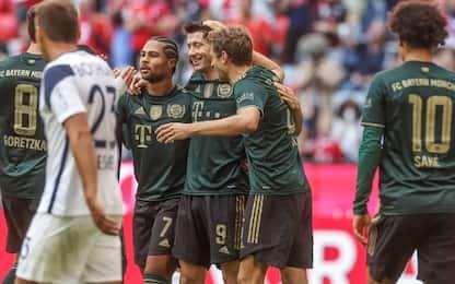 Bayern esagerato, 7-0 al Bochum e primo posto