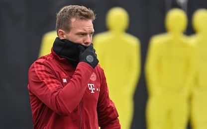 Bayern Monaco, Nagelsmann positivo al Covid