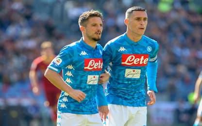Mertens e Callejon: il Napoli offre tre anni