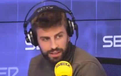 "Piqué: ""Neymar-Barça? La porta è sempre aperta"""