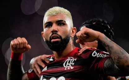 """Flamengo: """"Vogliamo tenere Gabigol. Deciderà lui"""""""