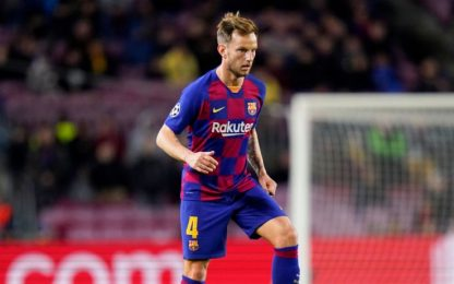 Dalla Spagna: Atletico Madrid su Rakitic