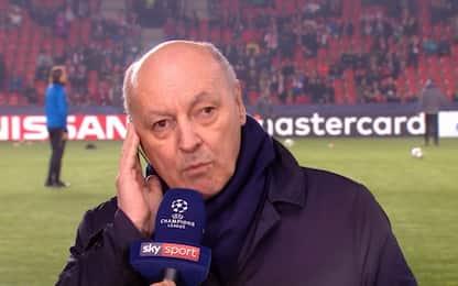 """Marotta: """"Gabigol non fa parte del progetto Inter"""""""