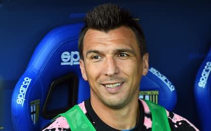 Non solo Benevento: anche Fiorentina su Mandzukic