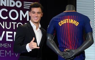 Phillippe Coutinho al Barcellona