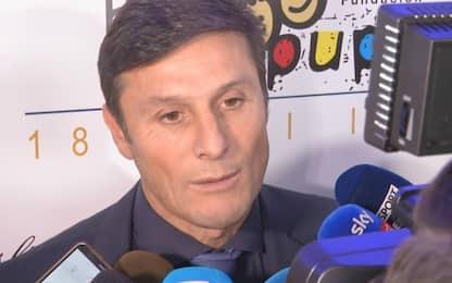 """Zanetti: """"Lautaro patrimonio, all'Inter è felice"""""""