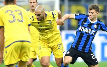 Inter incontra Verona: nel mirino non solo Amrabat