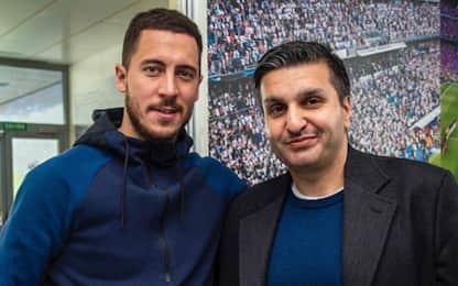 "Hazard a un tifoso: ""In futuro tornerò al Chelsea"""