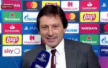 """Leonardo: """"Futuro Icardi al PSG? Dipende da lui"""""""