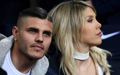 """Wanda: """"Icardi alla Juve? A Parigi lui è felice"""""""