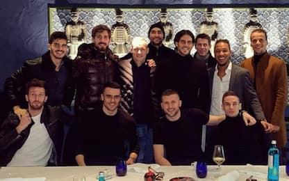 Rebic, cena con ex compagni. Nostalgia Eintracht?