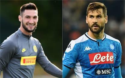 Politano al Napoli, Llorente all'Inter: c'è l'ok