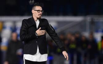 Hamsik dice addio al Napoli