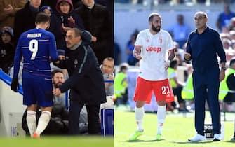Higuain al Chelsea e alla Juventus con Sarri