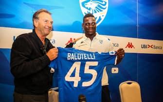 Balotelli firma con il Brescia