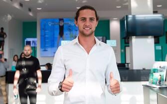 Rabiot è un nuovo giocatore della Juventus