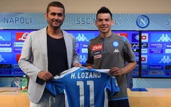 Lozano è un nuovo giocatore del Napoli