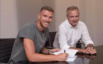 Roma, Dzeko rinnova il contratto