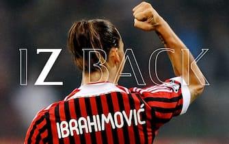 Il Milan ha annunciato Ibrahimovic