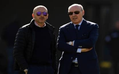 Inter, 5 casi di Covid: positivi Marotta e Ausilio