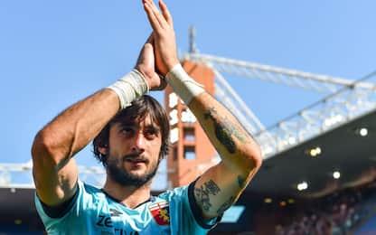 """Perin al Genoa: """"Torno per riconoscenza e amore"""""""