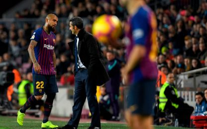 "Vidal-Inter, Valverde frena: ""Basta partenze"""
