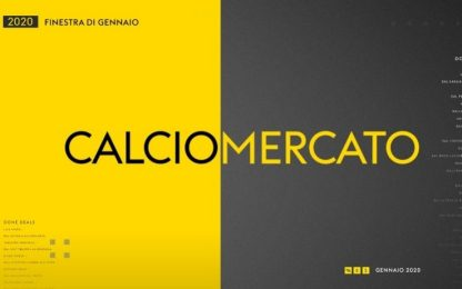Calciomercato: tutte le trattative LIVE