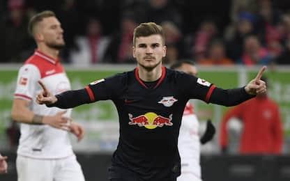 Werner, niente Final 8 col Lipsia: subito Chelsea?