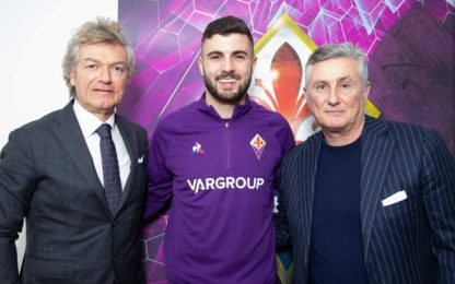 Cutrone ufficiale alla Fiorentina: i dettagli
