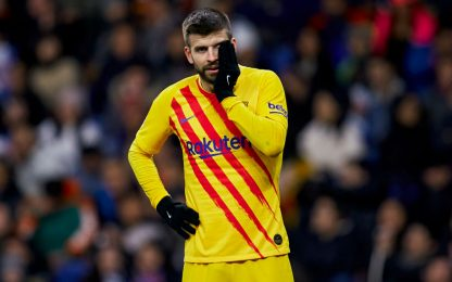 Barça, clausole 'anti-Piqué' per i nuovi acquisti