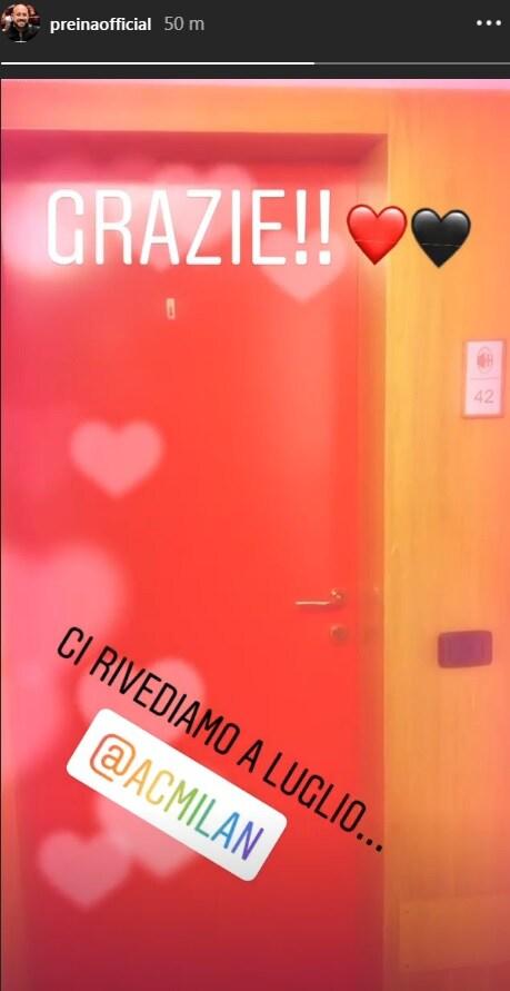 Pepe Reina Instagram