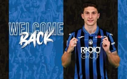 "Caldara-Atalanta, è ufficiale: ""Bentornato a casa"""