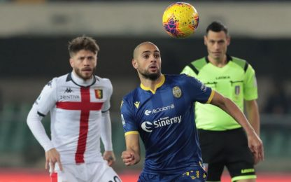 Inter e Fiorentina sfidano il Napoli per Amrabat