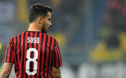 Milan, trattativa col Siviglia per Suso