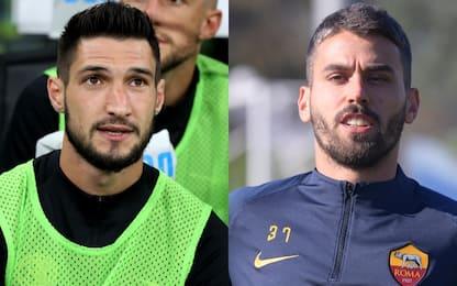 Nuovi test per Spinazzola: Roma aspetta ok Inter