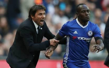 L'Inter va su Moses: il Chelsea apre al prestito