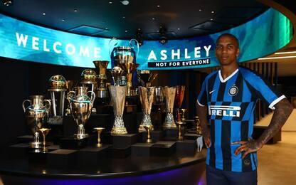 """Young ufficiale all'Inter: """"Sono qui per vincere"""""""