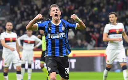 Spal su Esposito: l'Inter può cederlo in prestito