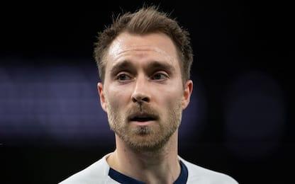 Eriksen vede gli Spurs e ribadisce: vuole l'Inter