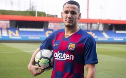 Inter, ricordi Rey Manaj? Ha firmato col Barça 'B'