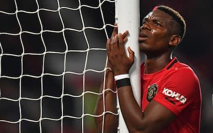 """Raiola: """"Pogba-United, ambizioni non soddisfatte"""""""