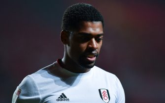 LONDON, ENGLAND - JANUARY 22: Fulham's Ivan Cavaleiro looks on during the Sky Bet Championship match between Charlton Athletic and Fulham at The Valley on January 22, 2020 in London, England. (Photo by Ashley Western/MB Media/Getty Images)