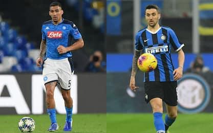 Scambio Allan-Vecino: nuova idea di Napoli e Inter