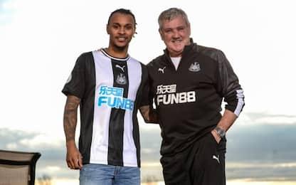 Lazaro lascia l'Inter: ufficiale al Newcastle