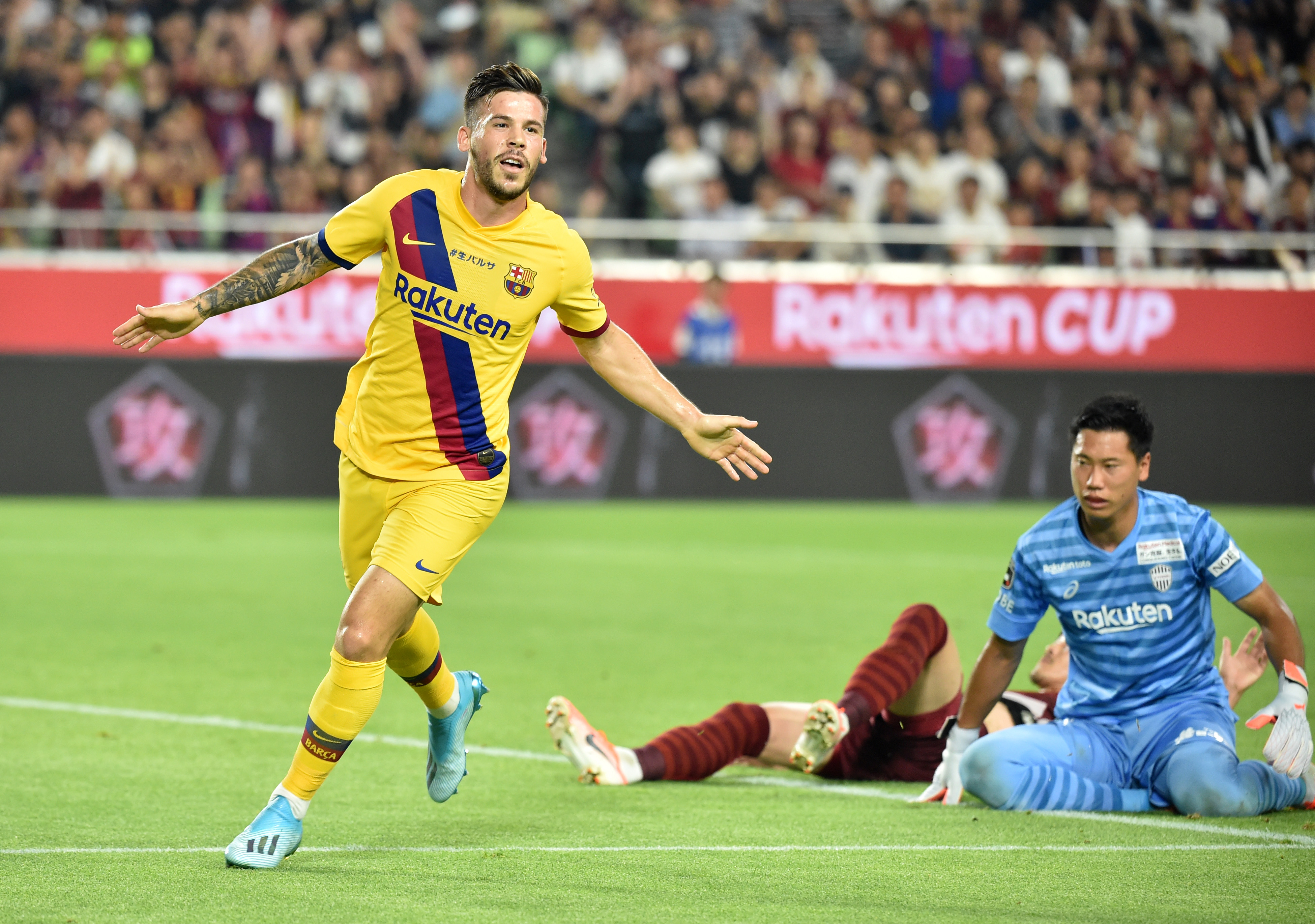 Calciomercato Roma: arriva dal Barcellona il sostituto di Zaniolo